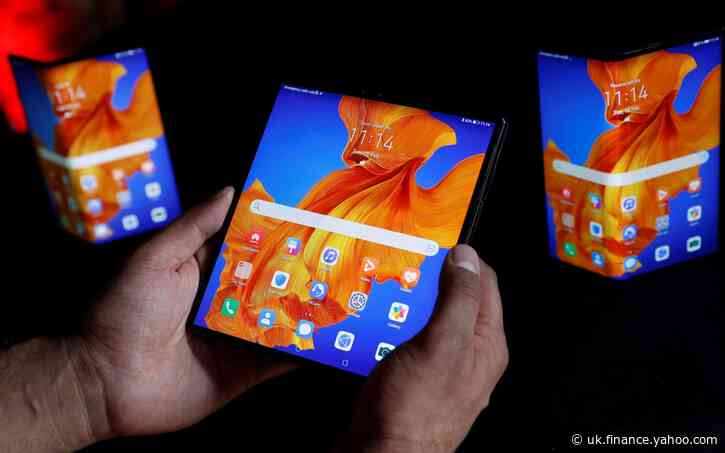 Mate XS: Huawei launches £2,100 foldable phone with 8-inch screen