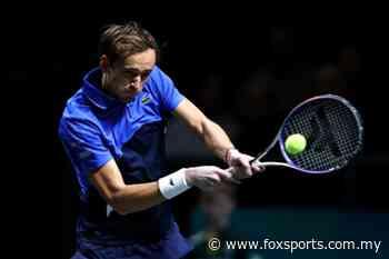 Daniil Medvedev sees off Jannik Sinner in Marseille but David Goffin goes down again - FOX Sports Malaysia