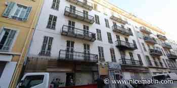 Après des années d'imbroglio, les travaux ont enfin commencé dans cet immeuble très dégradé du centre de Nice