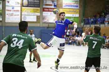 Die Plochinger Handballer unterliegen beim HC Oppenweiler/Backnang mit 30:36: Sieben Spiele ohne Sieg - esslinger-zeitung.de