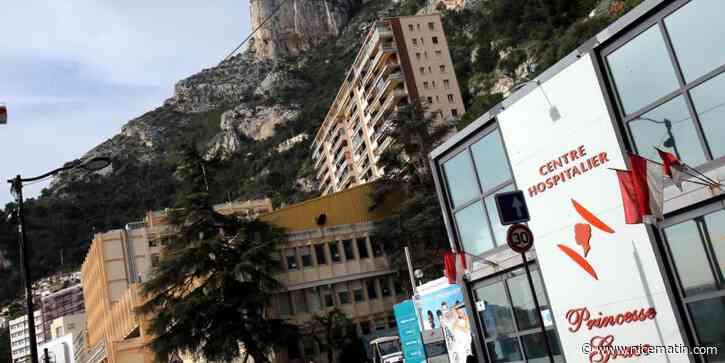 Une femme présentant des symptômes du coronavirus hospitalisée à Monaco