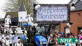 Uedem: Hier gibt es die Bilder vom Karnevalszug in Keppeln - NRZ