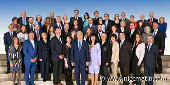 Candidat à sa succession, le maire de Cagnes-sur-Mer a présenté ses colistiers