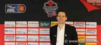 Koch wird neuer Geschäftsführer und Manager der Jobstairs Giessen 46ers - SPONSORs