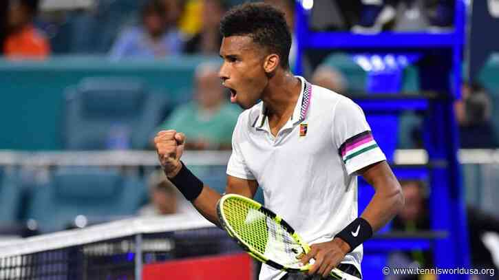 Gilles Simon: Felix Auger-Aliassime isn't a finished product - Tennis World USA