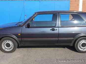 Vendo Volkswagen GOLF 1800 GTI d'epoca a Vittuone, MI (codice 7247706) - Automoto.it