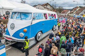 Fasnetsumzug: Närrisches Treiben in Donzdorf - SWP
