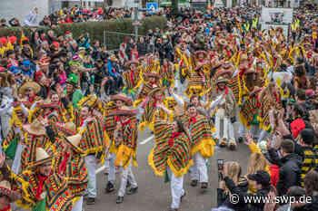 Umzug in Donzdorf: Narren feiern beim Gaudiwurm - SWP