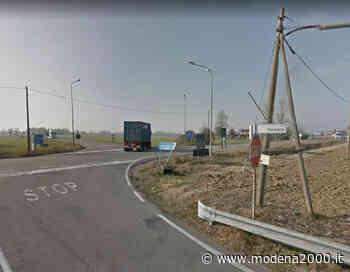 Campogalliano: lunedì 10 febbraio al via i lavori della rotatoria, da mercoledì chiude via Fornace - Modena 2000