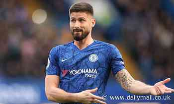 CHRIS SUTTON: Olivier Giroud was deserves Champions League chance after Tottenham performance