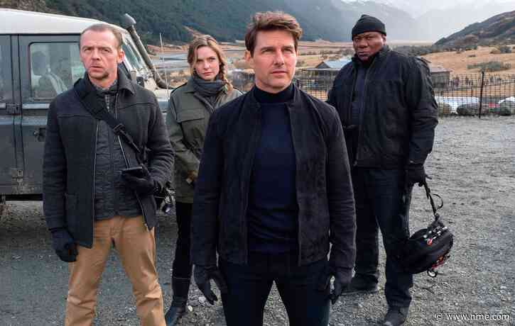 Production on 'Mission Impossible: 7' halted due to coronavirus
