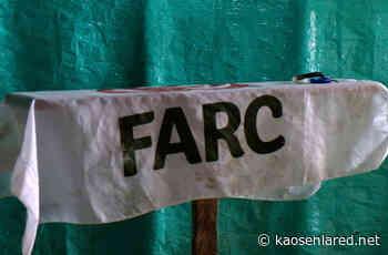 Colombia. Asesinan a Daniel Jiménez, excombatiente de las FARC en Puerto Guzmán - kaosenlared.net