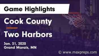 Basketball Game Recap: Cook County vs. Nashwauk-Keewatin - MaxPreps