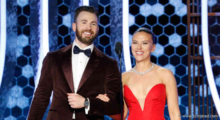 Chris Evans Reacts to 'Little Shop' News, Film Could Mark Reunion with Scarlett Johansson