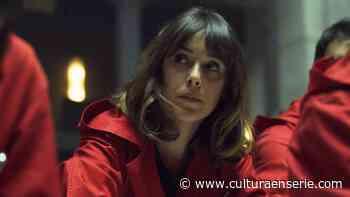 El personaje de Belén Cuesta en 'La casa de papel' - Cultura en serie