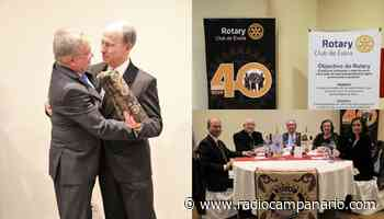 Rotary Clube de Evora distingue enólogo alentejano como profissional do Ano - Rádio Campanário