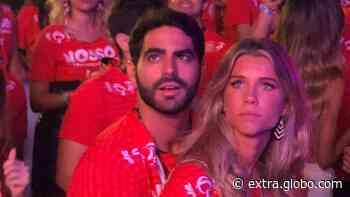 Ex de Grazi Massafera e Mariana Rios curte camarote na Sapucaí com a nova namorada - Extra