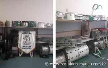 Prefeitura de Mariana Pimentel emite nota de esclarecimento sobre a banda municipal - Portal de Camaquã