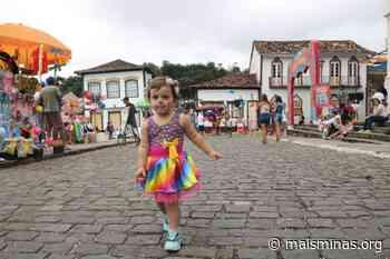 Carnaval de Mariana traz programação para a família e concurso de fantasias neste domingo (23) - Mais Minas