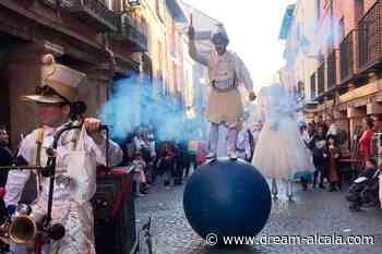 Pasacalles del Concurso General de Disfraces del Carnaval de Alcalá 2020 - Dream! Alcalá