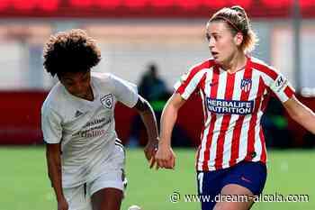Victoria clave del Atlético Femenino ante el Madrid CFF - Dream! Alcalá