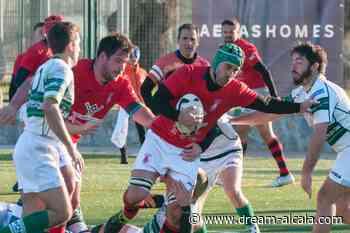 El Rugby Mangas Verdes Alcalá también logra la victoria en Boadilla - Dream! Alcalá
