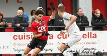 Football. Coupe Gambardella. EA Guingamp - Dijon FCO : 1-1 (6-7 aux tab) - Le Télégramme