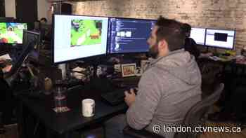 'Tiny but mighty': London gaming company making waves worldwide - CTV News London