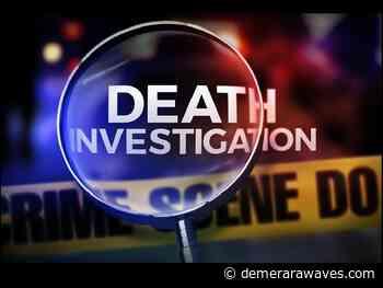 Tuschen man found dead in Georgetown - Demerara Waves Online News Guyana