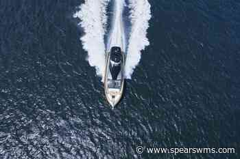 Lexus rides the waves with its first luxury yacht - Spear's WMS