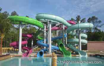 Four new water slides coming for Summer Waves - Brunswick News