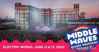 Artist lineup reveal on Wednesday for Middle Waves Music Festival 2020 - wpta21.com
