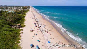 Florida Beach Cleanup Program Makes Waves - NBC Chicago