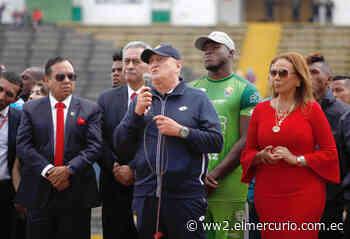 El Nacional se alista para el Clásico quiteño - El Mercurio (Ecuador)