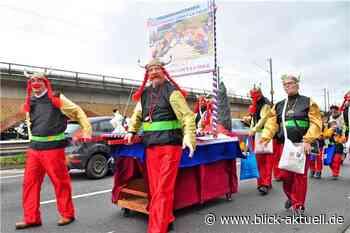 Karnevalszug in Vallendar - Blick aktuell