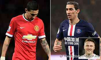 'He hates Manchester United': PSG keeper Marcin Bulka says Angel Di Maria loathes his former club