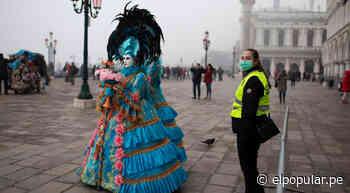 Italia cancela Carnaval de Venecia por el coronavirus - El Popular