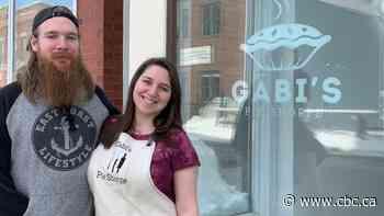 Gabi's Pie Shoppe a sweet success for Miramichi newcomers - CBC.ca