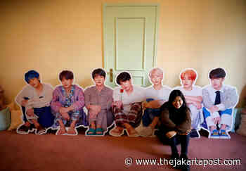 BTS says new album tells of conquering doubts and fears - The Jakarta Post - Jakarta Post