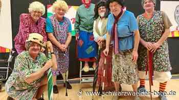 Bräunlingen: Der Hanoren-Club zieht durch Bruggen - Bräunlingen - Schwarzwälder Bote