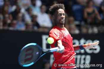 In-form Gael Monfils reveals the main goals for 2020 season ahead of Dubai - Tennis World USA