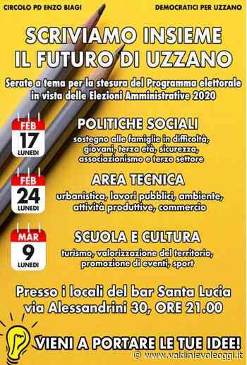 Con i Democratici per Uzzano si parla di opere pubbliche - valdinievoleoggi.it