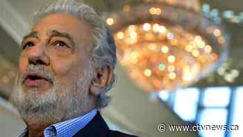Opera star Domingo says he's 'truly sorry' over sexual harassment