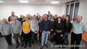 Dourges : comment Tony Franconville a transformé son collectif en liste pour les municipales - La Voix du Nord