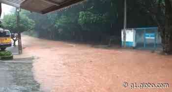 Chuva provoca transtornos em Campo Limpo Paulista - G1