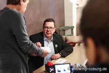 OB-Kandidaten vor der Kamera: Thomas Apfel macht den Anfang