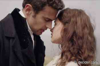 'Sanditon' Star Rose Williams Reveals What It's Like to Kiss Theo James - Decider