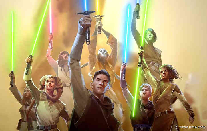 Star Wars unveils 'The High Republic' – a new series of stories set before the prequels