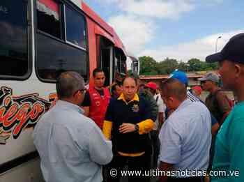 Activaron ruta playera en Santa Teresa del Tuy - Últimas Noticias