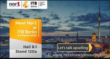 Nor1 Brings Advanced Machine Learning Upsell Technology to ITB Berlin 2020